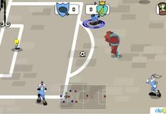 Игра Игра Луни Тюнз Актив! - Футбол 2