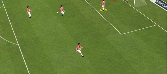 Игра Мировой футбол 2