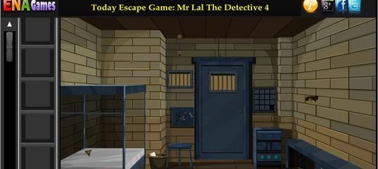 Игра Побег из Тюрьмы 4