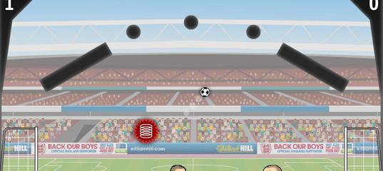 Игра Спортивные головы: Футбол. Европейская Лига