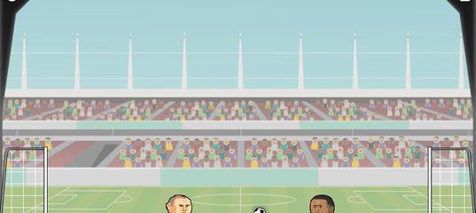 Игра Главный чемпионат по футболу