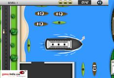 Игра Управляй Титаником