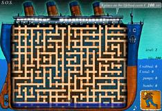 Игра Титаник
