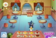 Игра Игра Обедайте и готовьте еду у Тома и Джерри
