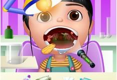 Игра Игра Уход за ртом Агнес