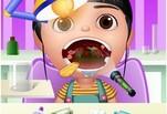 Игра Уход за ртом Агнес