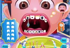 Игра Игра Агнес лечит зубы