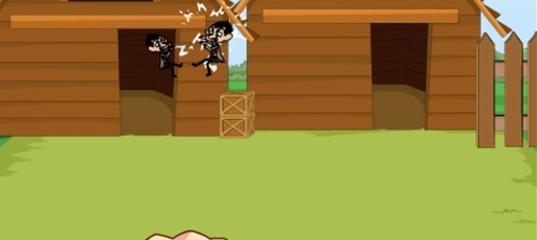 Игра Мистер Бин: Лето на ферме