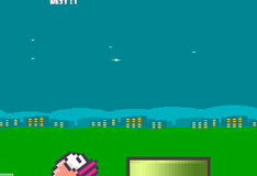 Игра Летающая птичка