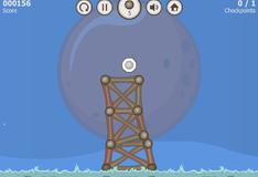 Игра Построй башню на планете