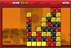 Игра Цветоблоки микселей