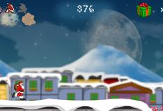 Игра Рождественский забег
