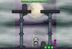 Игра Собери скелета