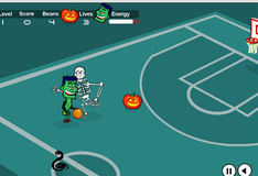 баскетбол с костями