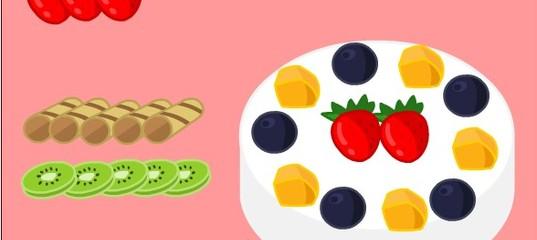 Игра Печь торты и пироги