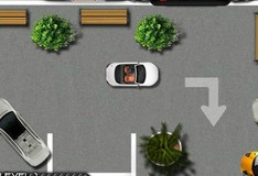 Игра Игра Парковка Машин