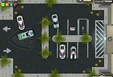 Игра Игра Парковка Полицейских Машин