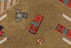 Игра Игра Парковка Трактора