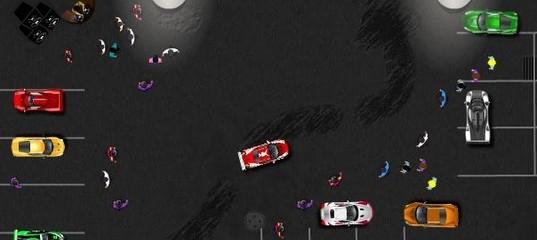 Игра Уличный Стиль Парковки