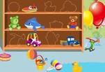 Играть бесплатно в Игра Уборка комнаты