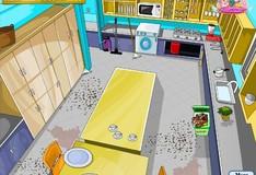Игра Игра Уборка кухни