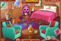 Игра Игра Уборка Тото в выходные
