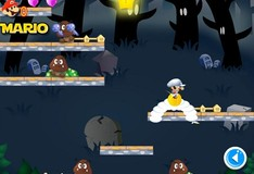 Игра Игры на двоих: Приключения Марио Клод