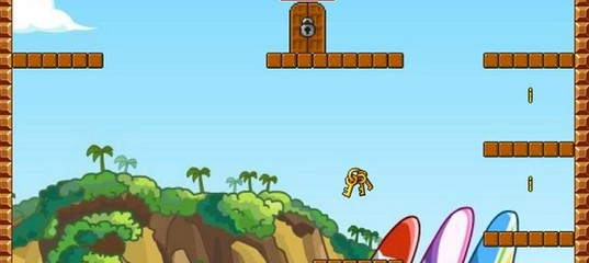 Игра Приключения Микки