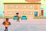 Бейсболист спасает город