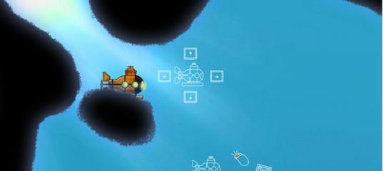 Игра Приключения субмарины