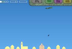 Игра Зеленый бомбардировщик
