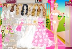 Игра Барби выходит замуж