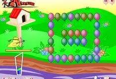 Игра Сбей все шарики