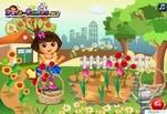 Игра Игра Дора Любовь к цветам