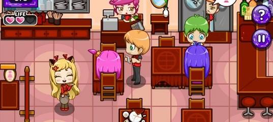 Игра Озорной ресторан