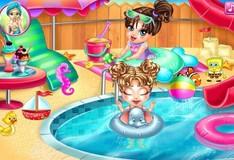 Игра Игра Детский бассейн