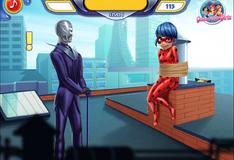 Игра Супер кот спасает леди Баг