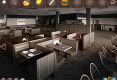 Игра Игра Побег из заброшенного ресторана