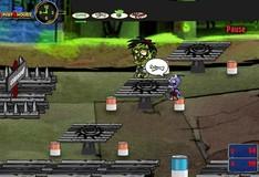 Игра Игра Ресторан зомби