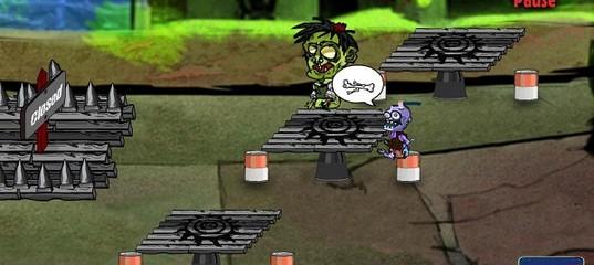 Игра Ресторан зомби