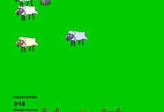 Игра Загони овец