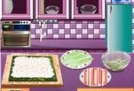 Игра Игра Кулинария Роллы Калифорния