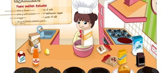 Игра Счастливая Кулинария