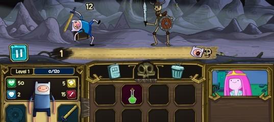 Игра Время Приключений Эпик Квест