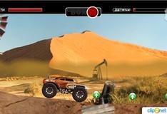 Игра Игры Джипы по грязи
