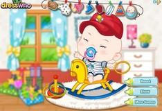 Игра Игра Одеваем малыша