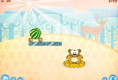 Игра Голодный медведь