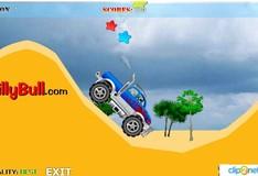 Игра Игра Джипы на больших колёсах
