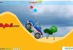 Играть бесплатно в Игра Джипы на больших колёсах