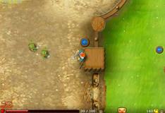 Игра Рыцари против орков